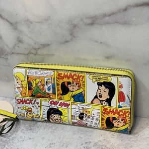 Kate Spade x Archie Comic Large Continental